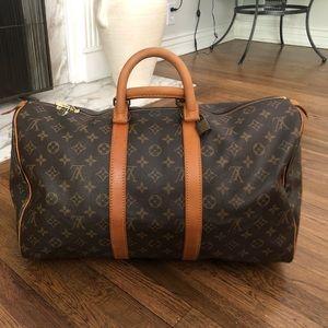 Louis Vuitton keepal 45
